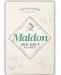 Maldon sea salt flakes (Соль морская хлопьями), 250 грамм Maldon фото №1