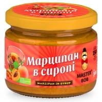 Натуральный марципан в сиропе 200 грамм