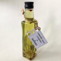 """Оливковое масло """"Сардиния"""" с чесноком, розовым перцем и лавровым листом 200 мл"""