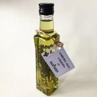 """Оливковое масло """"Сицилия"""" с тимьяном и цедрой лимона 200 мл"""