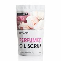 Скраб Perfumed Oil Scrub FLOWERS, 200 грамм