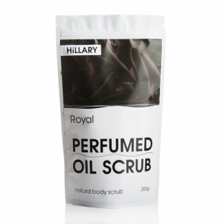 Скраб Perfumed Oil Scrub ROYAL, 200 грамм фото №1