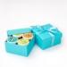 Медовый подарочный набор из 4-х мини-баночек, 4 х 50 г фото №1