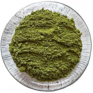 Натуральный порошковый чай Матча Премиум 50 грамм фото №1