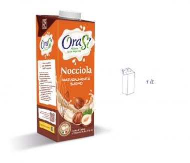 Напиток лесной орех с витаминами и кальцием (растительное молоко) 1литр фото №1