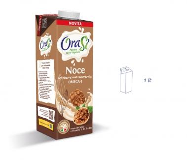 Грецкий орех, напиток с витаминами и кальцием (растительное молоко) 1 литр фото №1