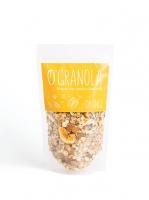 Гранола Orange с апельсином и грецким орехом 250 грм