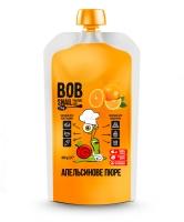 Натуральное пюре из апельсинов без сахара 400 грм.