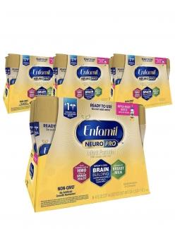 Enfamil NeuroPro Infant formula 0-12 months молочная смесь в бутылочках 6 шт по 59 мл фото №1