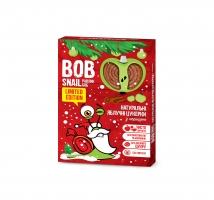 Натуральные яблочные конфеты с корицей 60 грм