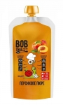 Натуральное пюре из персика без сахара 400 грамм