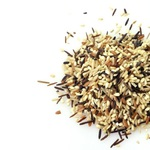 Смесь сортов органического дикого риса. 100 грамм