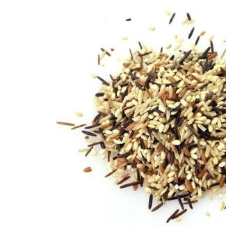 Смесь сортов органического дикого риса. 100 грамм фото №1