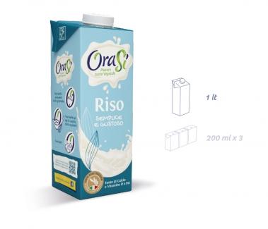 Рисовый напиток (рисовое молоко) 1 литр фото №1