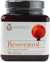Resveratrol Ресвератрол 160 табл