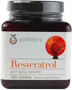 Resveratrol Ресвератрол 160 табл фото №1