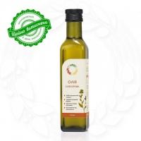 Сафлоровое сыродавленное масло, 250мл