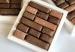Набор авторских конфет с соленой карамелью и бельгийским шоколадом 170 грамм фото №1