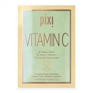 Тканевая маска с витамином С, 23 грамма фото №1