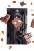 Натуральный черный шоколад с миндалем, 90грм фото №2