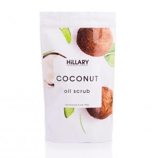 Скраб для тела кокосовый 200 грамм фото №1