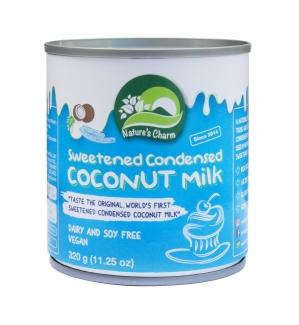 Сгущенка на кокосовом молоке 320 грм фото №1