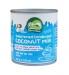 Сгущенка на кокосовом молоке 320 грамм Nature's Charm фото №1