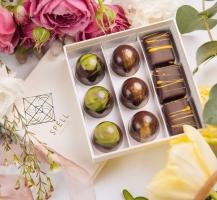 SPRING EDITION Набор праздничный 9 конфет