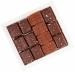 Ассорти авторских шоколадных конфет с маком,клюквой и орехами 170 грм  фото №2