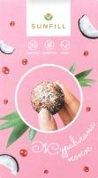 Конфеты без сахара с клюквой и кокосом 150 грм