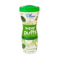 Super Puffs Organic Spinach & Apple Oрганические воздушные звездочки, шпинат и яблоко. 42 грама