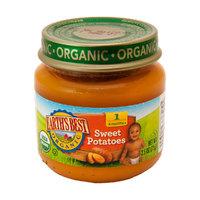 Sweet Potatoes Puree, Органическое пюре первый сладкий картофель (батат). Первый прикорм. 71 грамм