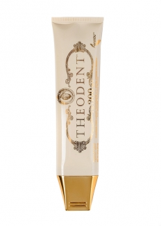 Luxury chocolate toothpaste Theodent 300 with rennow, зубная паста на основе теобромина без фтора 96,4 гр фото №1