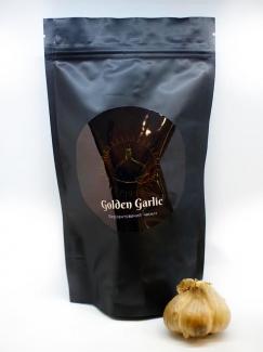 Черный ферментированный чеснок, 100 грамм фото №1