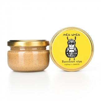 """Мёд натуральный с добавками """"Ванильный хрущ"""", 150грамм фото №1"""