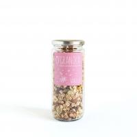 Гранола ванильная без сахара с кизилом и семенами чиа Vanilla 250г