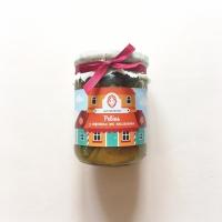 """Варенье """"Ревень с персиком и апельсином"""" натуральное, 320 г"""