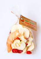 Эко чипсы яблоко, дыня и клубника, 50 грамм