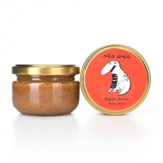 """Мёд натуральный с перцем чили и базиликом """"Ядрён-батон"""", 150 грамм фото №1"""